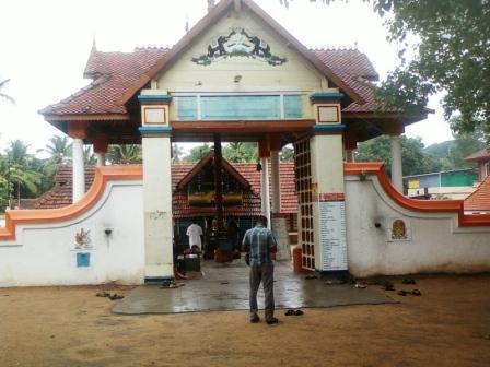 Dakshina Mookambika Temple, Paravur