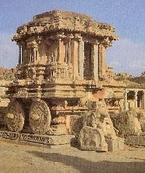 Hampi- Vittala temple