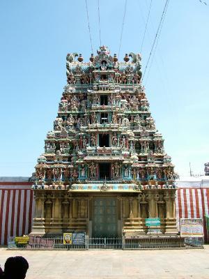Madurai Meenakshi temple