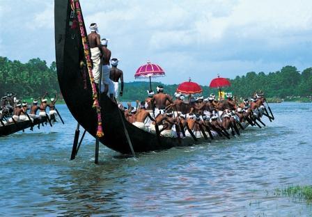 Alleppey Boat race
