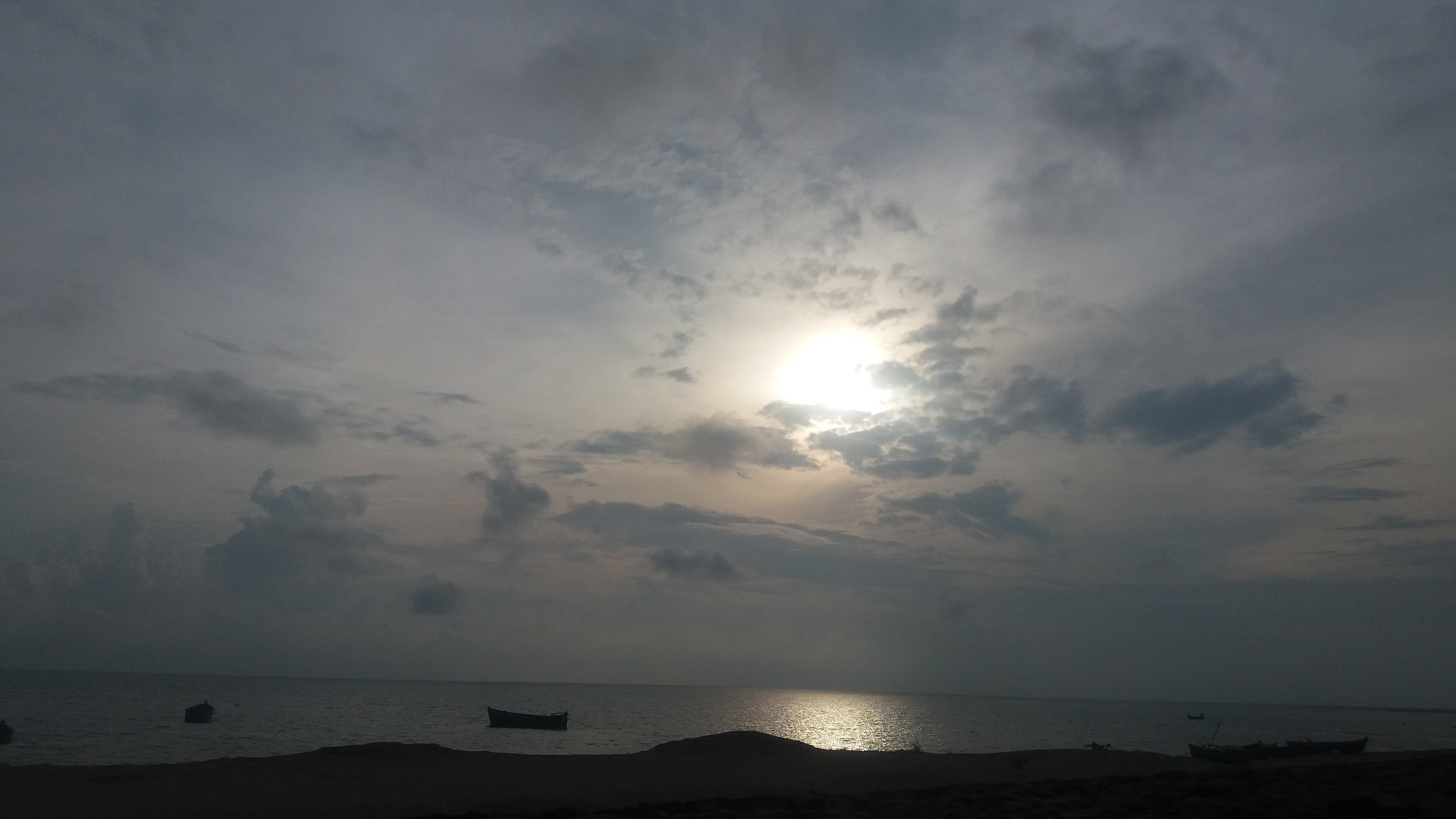 Dhanushkodi sunrise