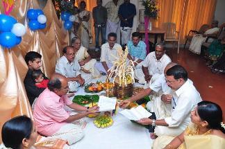 Kerala Hindu Engagement