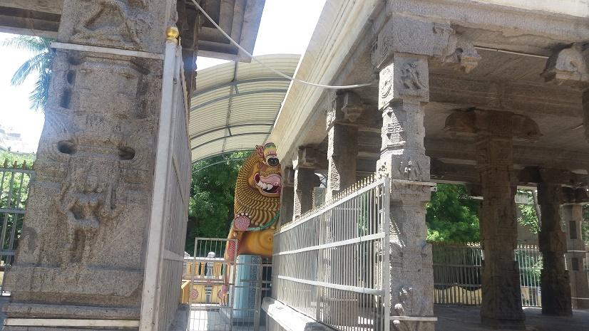 Margabandheeswarar temple Vellore