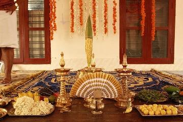 Kerala Nair wedding - Nischayam