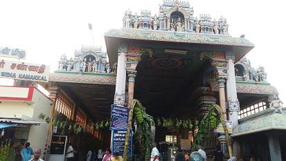 Namakkal Hanuman Temple