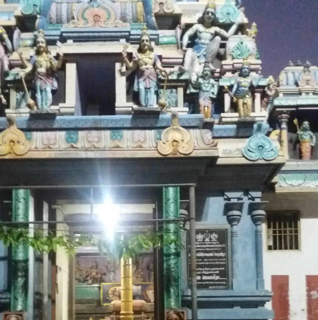 Poovarasakuppam Narasimhar Temple