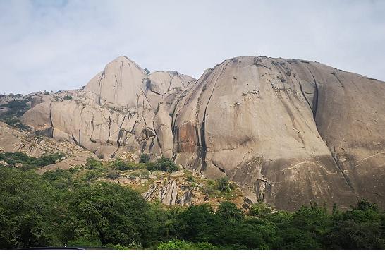 Savandurga Hills