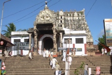 Sri Padmanabhaswamy temple, Kerala
