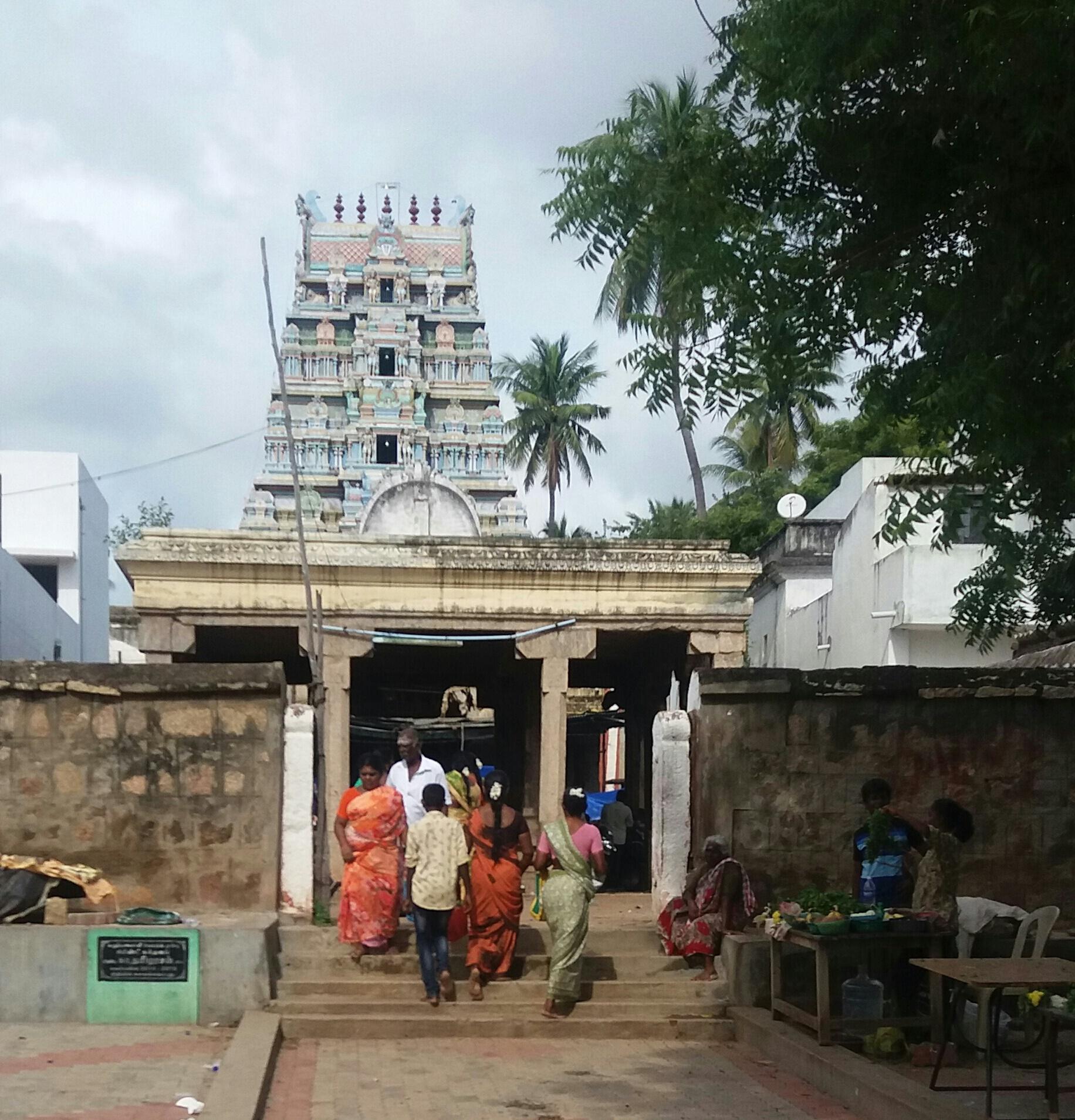 Thirumohoor temple Madurai