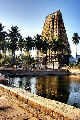 Thirukazhukundram Temple