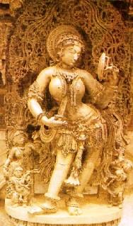 Darpana Belur Chennakeshava temple