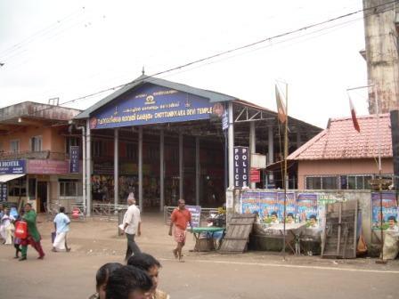 Chottanikkara Devi Temple