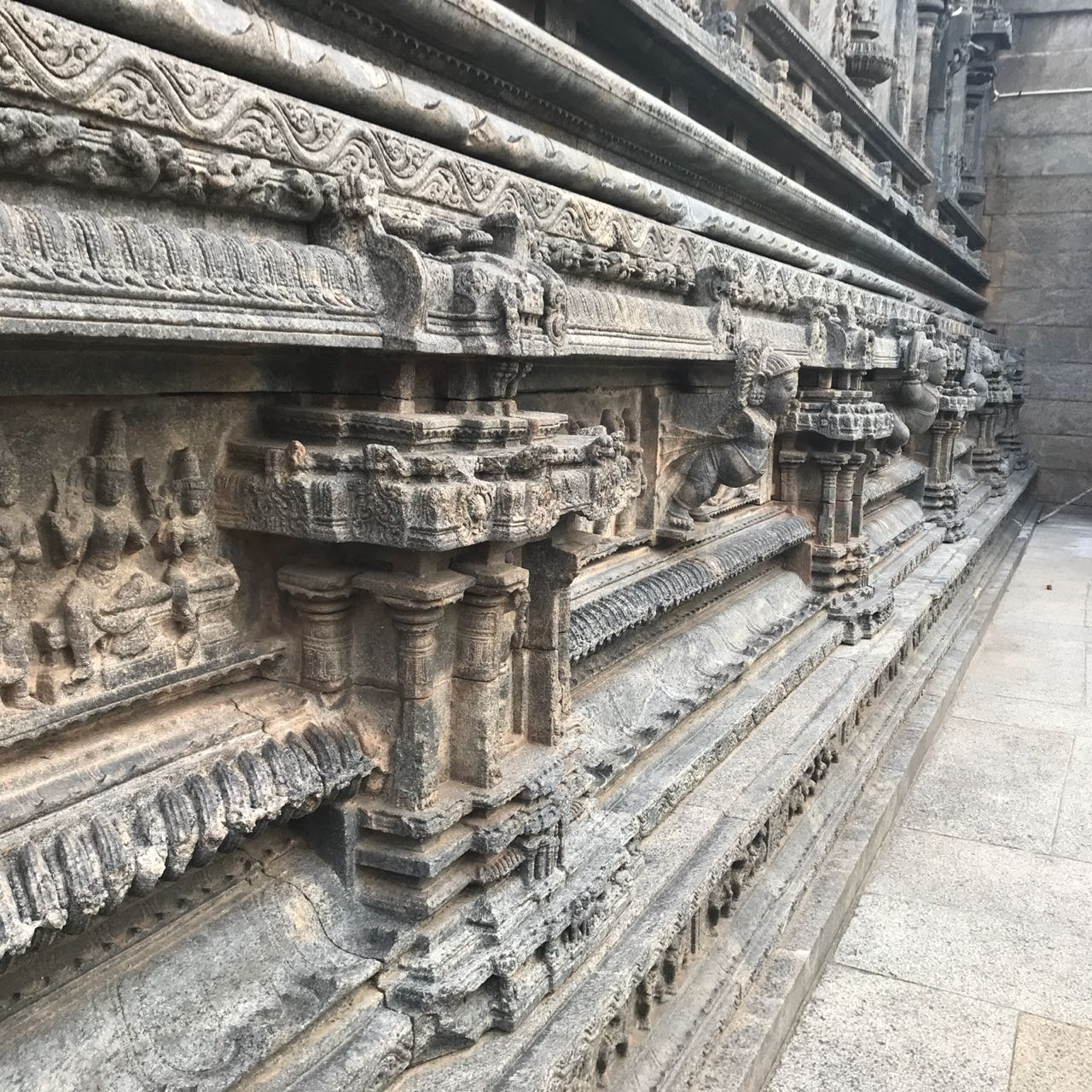 Jalakandeswarar temple architecture