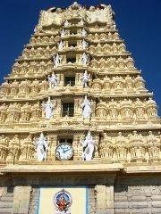 Meenakshi temple Kanchi