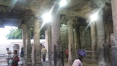 Lord Lakshmi Narasimha Temple Namakkal