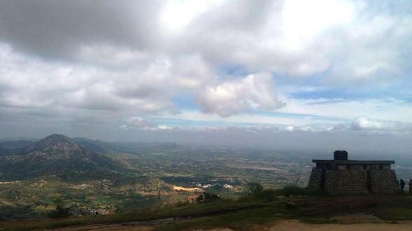Nandi Hills Karnataka