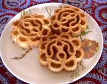 Rose Cookies (Achappam)