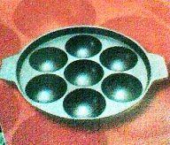 Unniappam mould