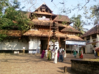 Vadakkumnathan temple, Trissur