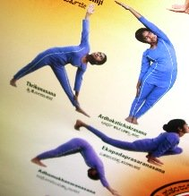yogasana pictures